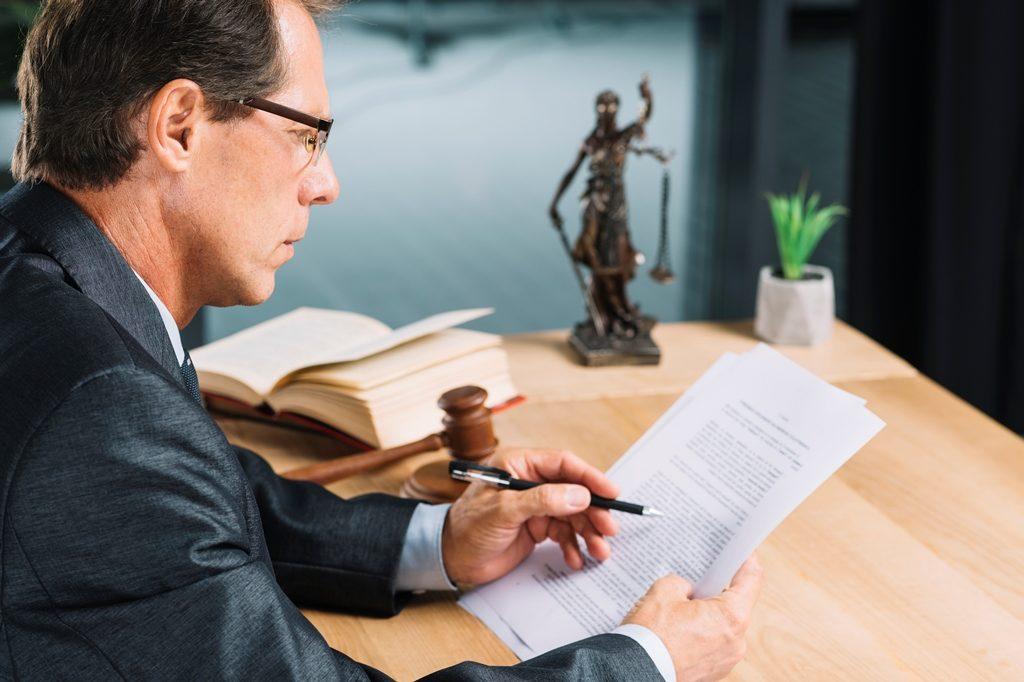 Ходатайство об ознакомлении с материалами административного дела