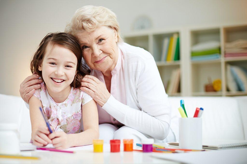 Доверенность на ребенка на бабушку: бланк и образец
